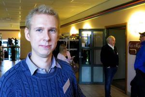 Moderaterna i Krokom vill att Linus Kimselius utses till 1:e vice kommunstyrelseordförande.