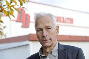 """""""Vi gör det för att säkra Dala-Demokratens utgivning. Det blir allt svårare att överleva på en krympande marknad om man inte söker samarbeten"""", säger Dala-Demokratens styrelseordförande Lennart Håkansson."""