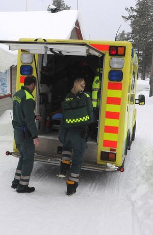 Det tar tid innan ambulans är på plats vid hjärtstopp i Gagnef.