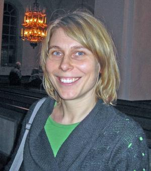 Marta Lindeberg lägger fram sin avhandling om de spadformiga ämnesjärnen i vår.