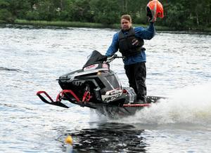 Morten Blien var smått överlägsen under midsommarhelgens tävlingar i Sveg