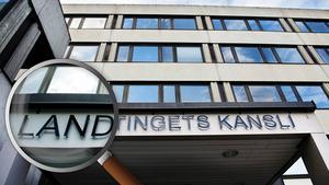Landstinget Västernorrland är i ekonomisk kris.