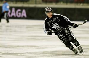 Erik Pettersson är spelklar igen för SAIK och finns på isen i den fjärde kvartsfinalen på lördagen.