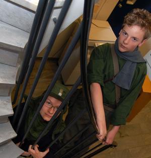 Helgen den 28-30 september väntar ett rollspel i Mora. Cecilia Dahlgren och Gustav Kånåhols är två av dem som håller i trådarna.