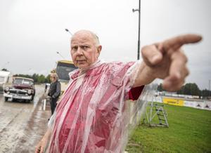 Roland Pettersson, ordförande i Classic Car Weeks förening.