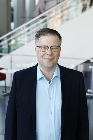 Tomas With, ny vice förbundsordförande inom IF Metall.