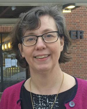 Beatrice Melin, chef på Regionalt cancercentrum norr.