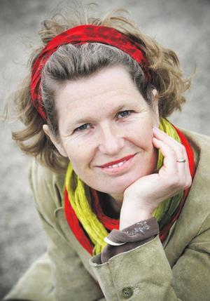 Maria Lindholm, miljöreporter.