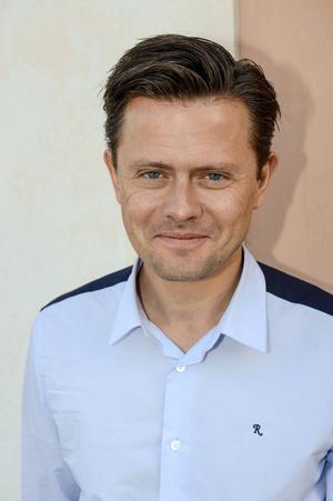 Fredrik Wikingsson.   Foto: Bertil Enevåg Ericson/TT