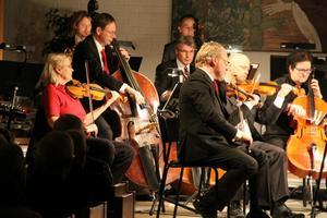 Först på programmet var Haydns Avskedssymfonin.