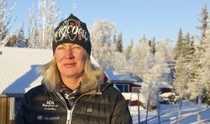 Marie Svetsnoff kommer att ha sin 16-årige son i Falun till hösten. Hon  pluggade långt hemifrån när hon var ung, så situationen är inte ny.
