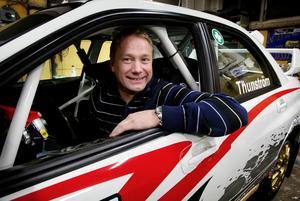 Thomas Thunström toppar Trimmat 4WD inför avslutningen i de svenska mästerskapen.