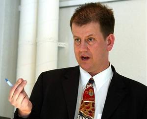 Peter Bronsman, vd för Kopparbergs och Zeunerts.