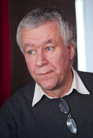 Läraren och whistleblowern Pär Lindberg.