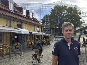 Författare. VLT-journalisten Staffan Bjerstedt är nu klar med den andra boken om Vagntunas Lejon.
