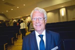 Gerald Engström, valdes till ny styrelseordförande i Systemair.
