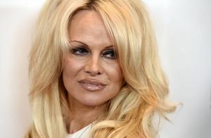 Pamela Anderson. ARKIVBILD