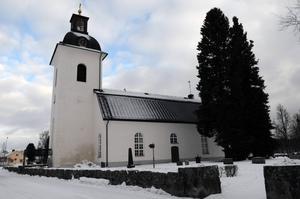 Nås kyrka. Fotograf: Sven Thomsen