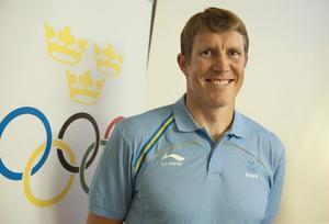 Lassi Karonen var en av de 40 klara OS-deltagare som SOK under tisdagen presenterade.