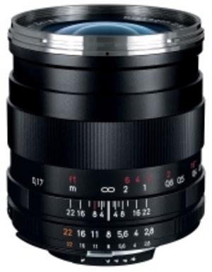 Zeiss ZF.2-serien blir komplett med 25mm2,8
