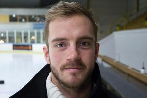 Andreas Nordfeldt, med Fagersta AIK som moderklubb, är på god väg mot playoff i jakten på en plats i allsvenskan.