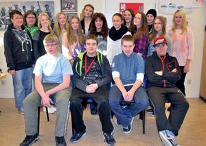 Elever på Vattudalsskolan har prisats i samband med ett projektarbe i spanska.