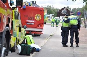 Arkivbild från olycksplatsen 2012.