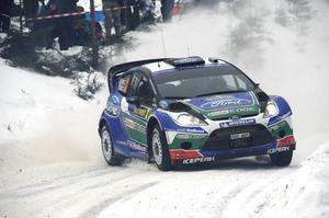Att Jari-Matti Latvala skulle vinna var annars helt enligt statistiken. De senaste sex segrarna har kommit från Finland, alla har kört Ford.