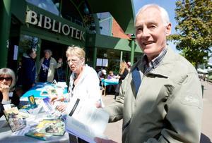 Åke Jönsson slog till och köpte antologin