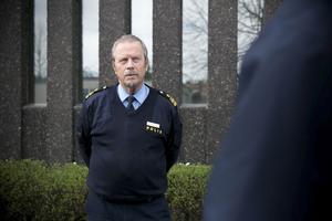 Stefan Dangardt tror att den senaste tidens inbrottsvåg är ovanligt intensiv.