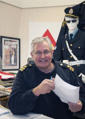 Den 2 december började Göran Bergström sitt nya arbete som närpolischef.
