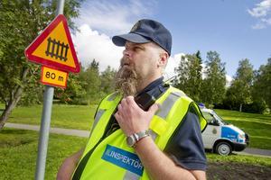 Trafikpolischef Anders Könberg tycker det är
