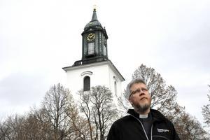 Blir det några nya präster i Hedemora? Jodå, det är kyrkoherde Pontus Gunnnarsson ändå rätt säker på. Några har redan visat intresse.