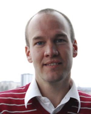 Martin Suserud, jurist på Konsumentverket.