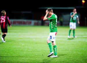 Johan Persson är fortfarande skadad och missar tisdagens Bragematch mot Örebro.