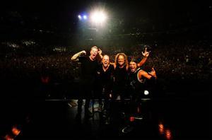 Lars Ulrich säger att de 30 åren med Metallica har varit en fantastisk resa.Foto: Ross Halfin
