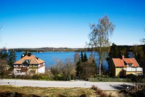 Sörgårdsidyllen Pershagen.