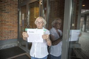 Kerstin Jonsson och 1 019 andra har skrivit på namnlistan för utökade badtider på Rimbo badhus.