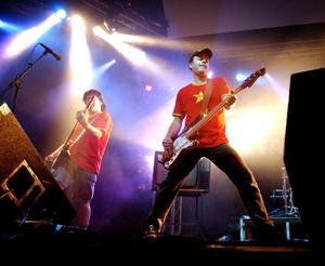 Asta Kask är ett av banden som kommer spela under Punkfestivalen.
