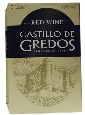 Varför dricker någon detta? Borde inte tilltala någon sund gom, speciellt inte vita Castillo de Gredos Blanco som smakar förorenat vatten. Men det är det näst bäst säljande vinmärket i år. Det röda är också undermåligt men ligger på fjärde plats. Sannolikt lockar priset mer än smaken.
