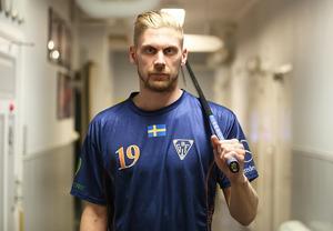 Patrik Nilsson finns i korridorerna på Sävstaås – frågan är när skaprskytten kan ladda om även i elitserien?