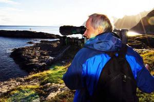 """Östersundsfilmaren Kurt Skoog är flerfaldigt internationellt prisad för sin film """"Vattnets själ"""" som kommer på svensk tv senare i år. Just nu jobbar han med en ny film om högaktuella Bjurälven i Frostviken."""