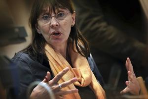 Karin Stikå Mjöberg fortsätter som regiondirektör från mars till december 2020.