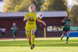 Lagkaptenen Matilda Wennberg och resten av laget hade en bra känsla efter  matchen mot Assi. cf4c7d187fe74