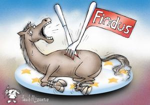 Hassibs galleri: En skandal i hästväg.