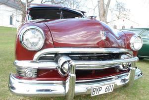En Ford med mycket blänk.
