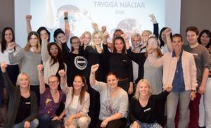 Här är alla trygga hjältar i Sverige.