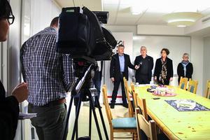 Den 5 februari presenterades kommunledningen och Närljus förslaget om ett nya storskalig odlingsprojektet i Ljusdal.