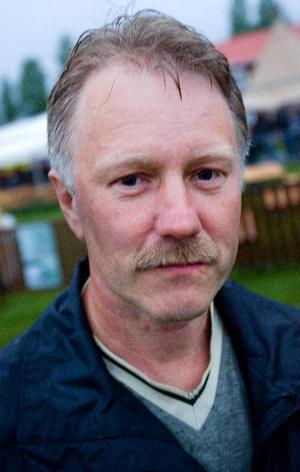 Arne Karlström– Vi har en egen marknad i Backe så man måste ju komma och kolla här också. H.E.A.T var riktigt bra, tycker jag.