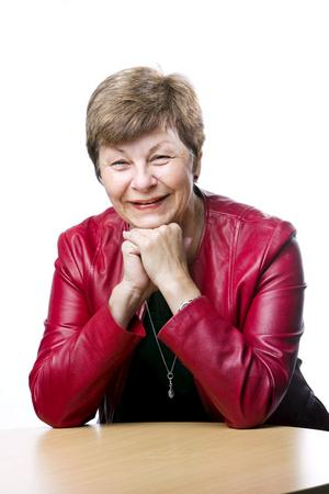 Ulla Persson. FOTO: PER GROTH